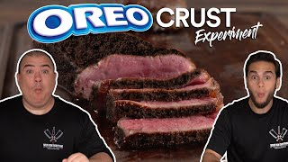I added OREO CRUST to every meat, ate them and can't BELIEVE it!