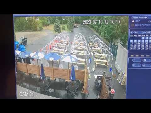 VIDEO: Driver Faints After COVID Test, SUV Plows Through Waldwick Eatery's Outdoor Dining Area