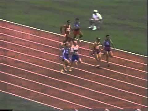Paralympics 1996 T11 200m final