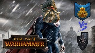 Dwarfs vs Chaos - UNCLE GROMBY | Total War Warhammer Community Cast #20
