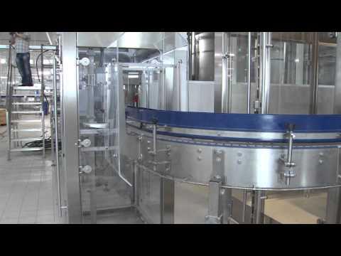 Визит депутатов Госсовета ЧР на новый Ядринский молочный завод компании ОАО Ядринмолоко