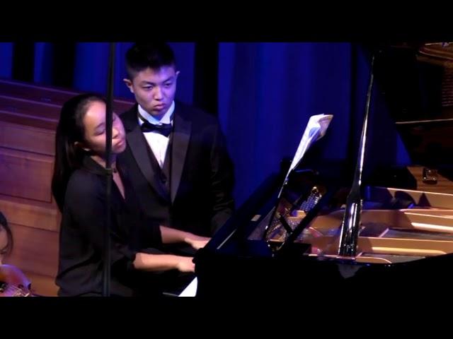 02 Amati Trio Piano Trio No  2 in C Minor, Mov  I Mendelssohn
