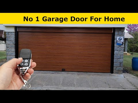 Garage Door In