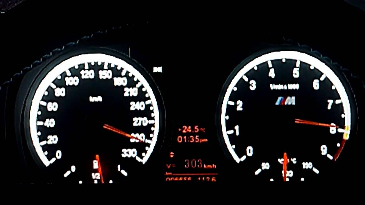 BMW M3 E92 Top Speed Run -GT6- - YouTube