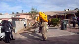 danza  de tlacololeros