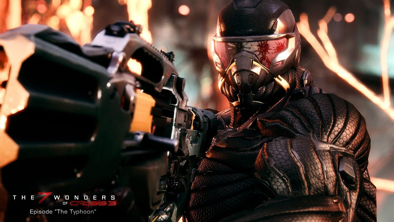 Crysis 3 Spotlights The Gunnest Gun Of Them All | Rock Paper