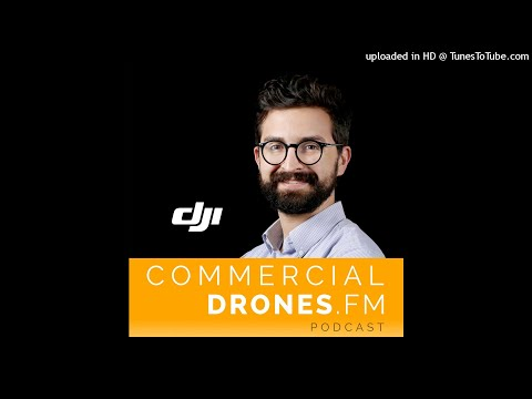#061 - An Exclusive Conversation With DJI On Drone Data Security