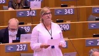 Karin Karlsbro 15 Sep 2020 plenary speech on Situation in Belarus