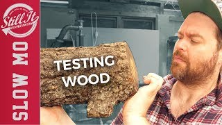 Can I Age With Different Woods?  Lets Test It!