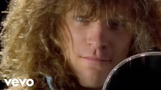 bon jovi never say goodbye