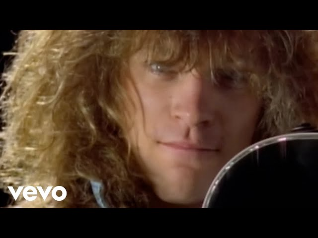 Bon Jovi - Never Say Goodbye (Official Music Video)