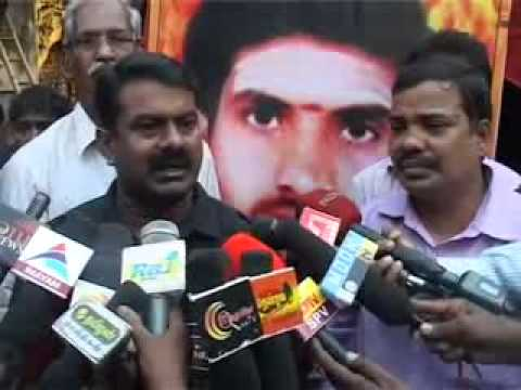 Seeman Speech about Rajapaksha