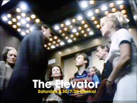 ABC The Elevator  Slide 1974 East Coast Feed ReCreation