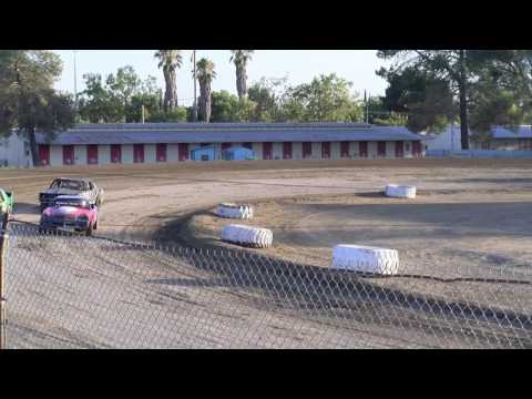 7-15-2017 Pure Stock Heat Race