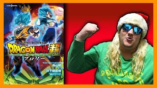 DRAGON BALL SUPER:  BROLY (Spoiler Free) - Japanese Movie Review
