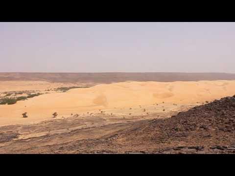 Timinit dunes, Adrar Atar, Mauritania