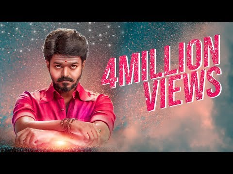 Mersal - Official Tamil Trailer | Vijay | A R Rahman | Atlee