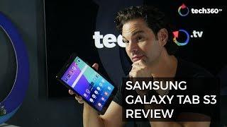 Samsung Galaxy Tab S3 review