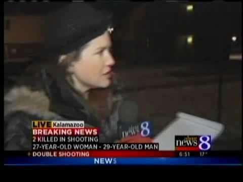 Two People Shot In Kalamazoo
