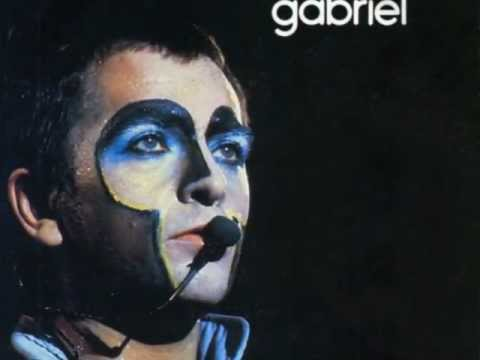Peter Gabriel  I Have The Touch