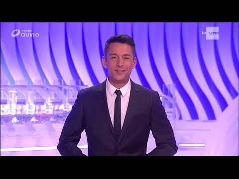 Tirage Du Lotto Diffusé Sur La RTBF Et Présenté Par Stephane Jobert