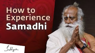 How to Experience Samadhi 🙏 With Sadhguru in Challenging Times - 16 Aug