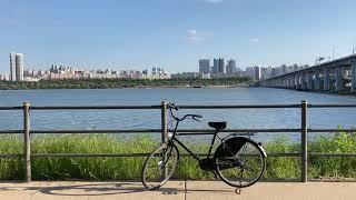 제 자전거를 소개합니다 :)