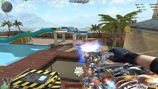 CF XIEXL: Gatling Gun-Infernal Dragon HMX Resort GamePlay-This Weapon Is So OP