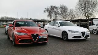 My Week With An Alfa Romeo Giulia