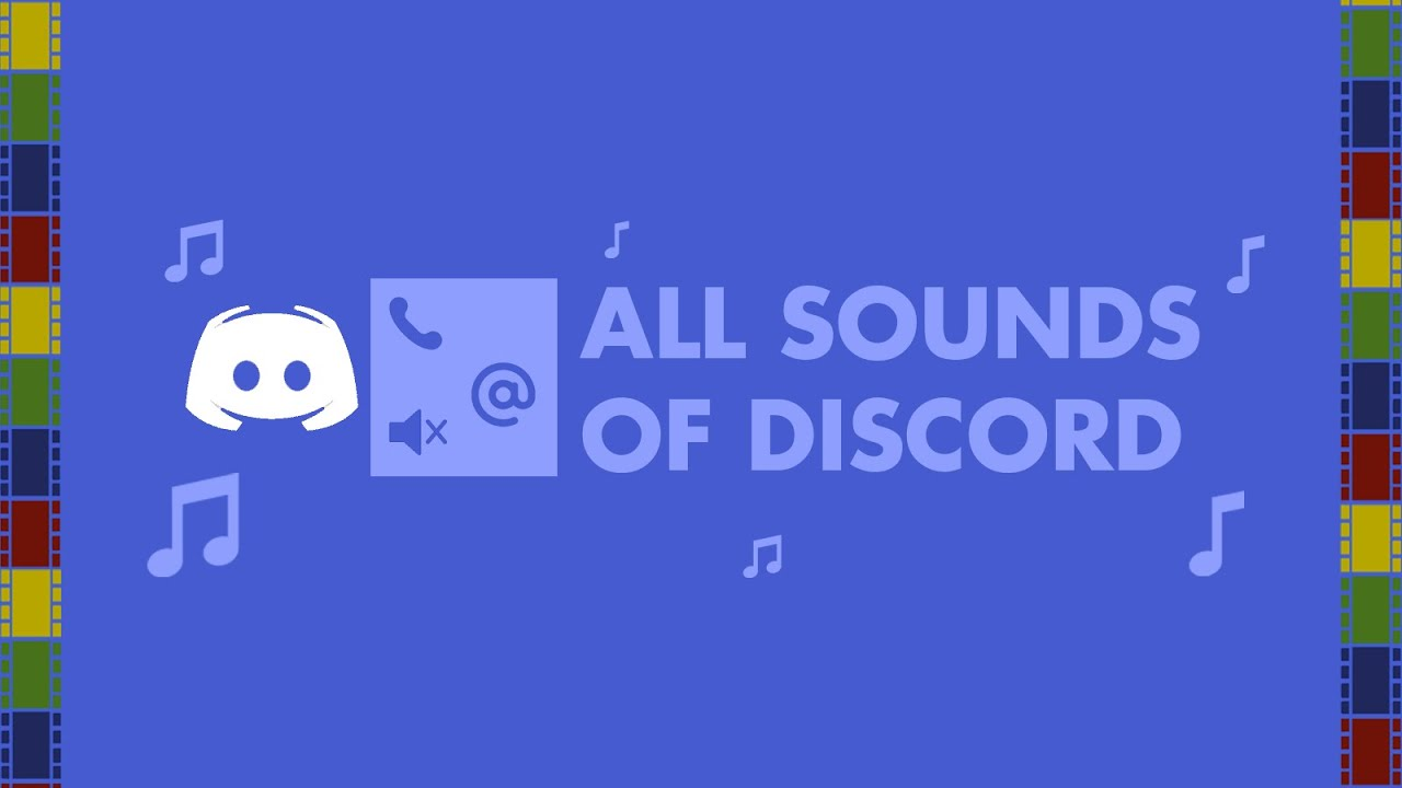 ALL SOUNDS OF DISCORD [2021]