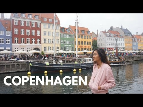 Left my heart in Copenhagen ( Euro trip vlog )