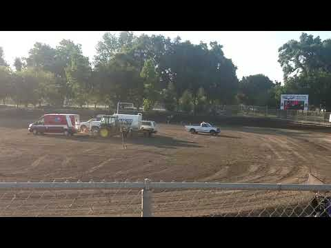 Plaza Park Raceway KOFC Rd7 6/8/18 Restricted 600 Qualifying