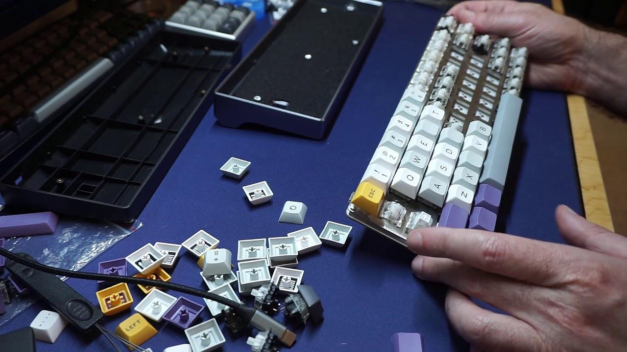 GK64 RGB Hotswap Keyboard - Quick Look
