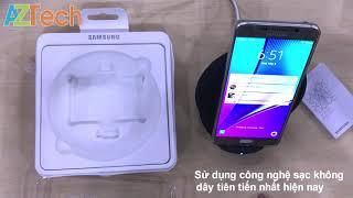[AZTech]Đế sạc nhanh không dây Sam Sung cho Galaxy Note 8, S8, S8 Plus chính hãng