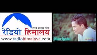 Dhan Lepcha in Radio Himalaya