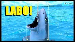 Shark Fishing In Nintendo Labo!