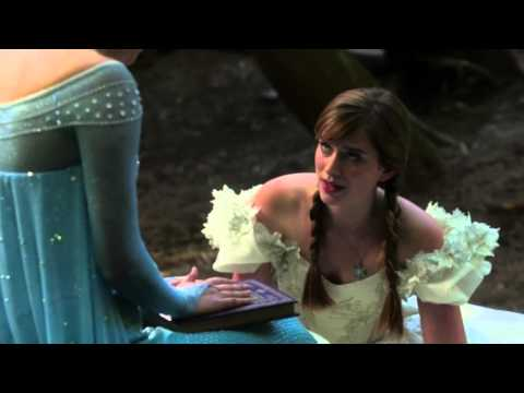 Once Upon A Time Frozen Annas Wedding Day Doovi
