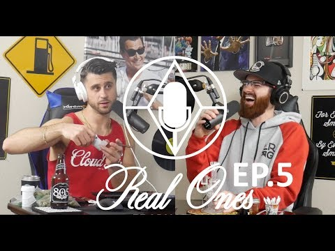 Real Ones Podcast EP.5: Dreams, Extinction, Weed Laws, Deaf vs. Blind