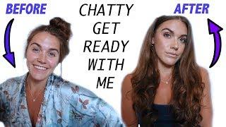 Get Ready With Me | MEET MY BOYFRIEND + PLASTIC SURGERY