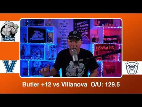 Butler vs Villanova 2/28/21 Free College Basketball Pick and Prediction CBB Betting Tips