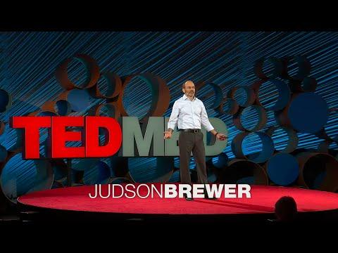 Judson Brewer - Simple Way to Break Bad Habits (Condensed Talk)
