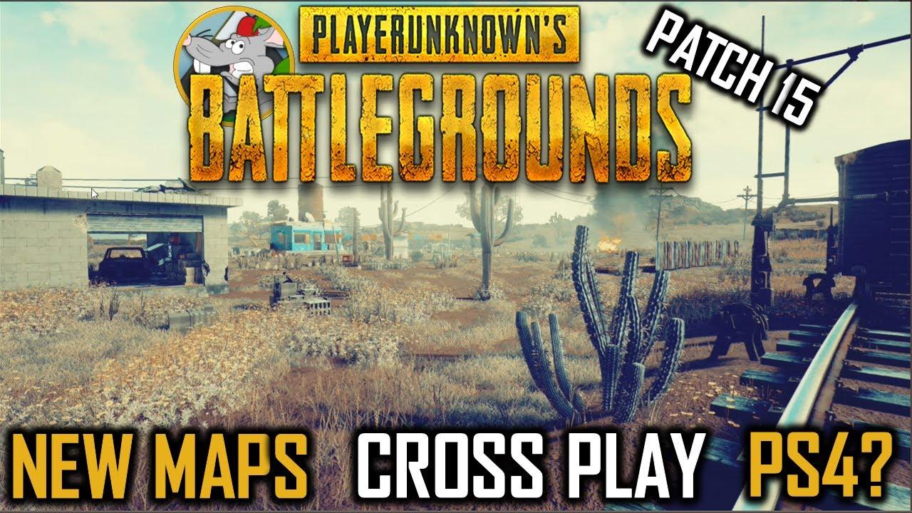 Playerunknown S Battlegrounds Maps Loot Maps Pictures: PLAYERUNKNOWN'S BATTLEGROUNDS New Maps