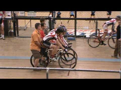 LA Feb camp - Women's Team Pursuit