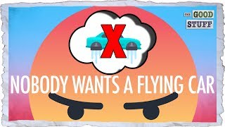 Here's Why Flying Cars Never Happened