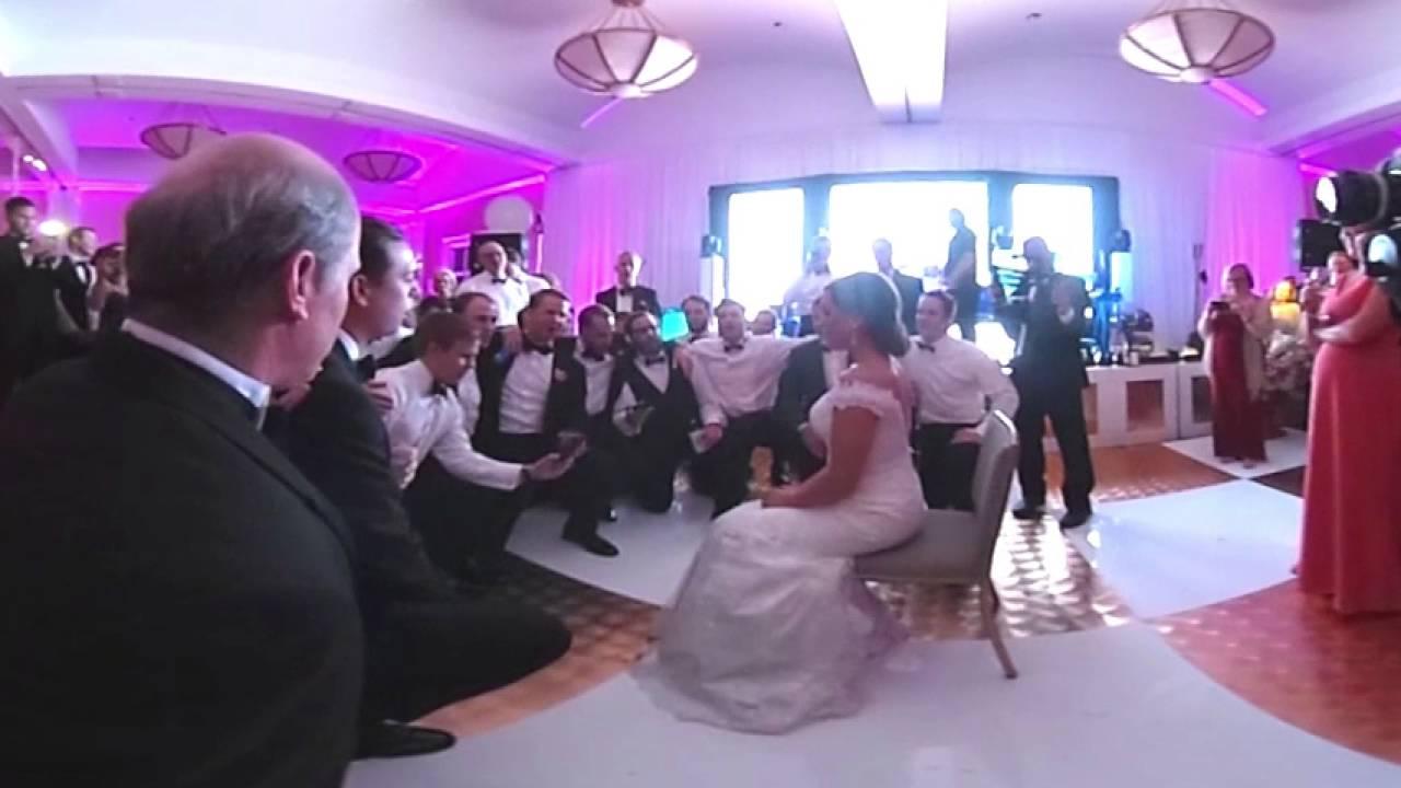 360 Video Wedding Reception At Belo Mansion Pavilion Dallas Tx