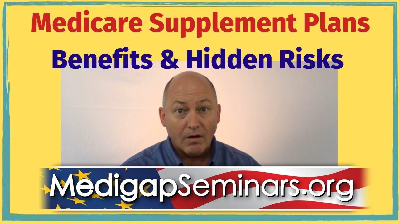 Medicare Supplement Plans (2020) / Benefits & Hidden Risks