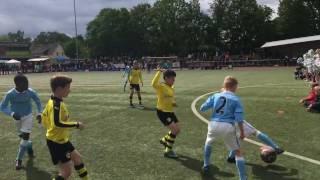 Manchester City vs BVB Dortmund - DEICHMANN U11 Junior Cup 2016