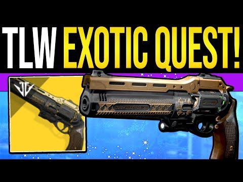 Destiny 2 Last Word Quest Guide Game Videos