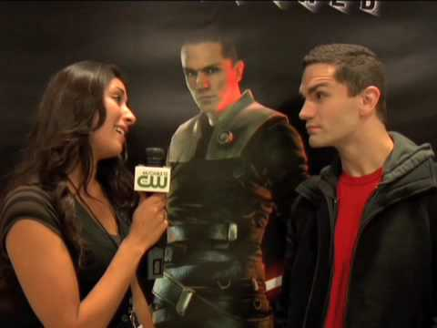 CW 44cable12 at Star Wars: Force Unleashed with Sam Witwer