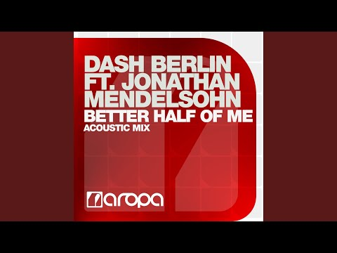 Better Half Of Me (Acoustic Mix)